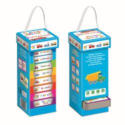 Bücherturm Fahrzeuge