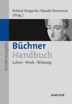 Büchner-Handbuch von Borgards,  Roland, Neumeyer,  Harald