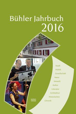 Bühler Jahrbuch 2016 von Stadt Bühl