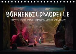 Bühnenbildmodelle (Tischkalender 2018 DIN A5 quer) von Tasche,  Pia