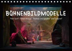 Bühnenbildmodelle (Tischkalender 2019 DIN A5 quer) von Tasche,  Pia