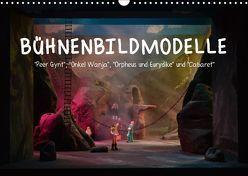 Bühnenbildmodelle (Wandkalender 2019 DIN A3 quer) von Tasche,  Pia