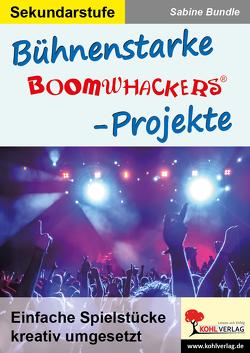 Bühnenstarke Boomwhacker-Projekte von Bundle,  Sabine