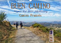 Buen Camino – pilgern auf dem Jakobsweg – Camino Francés (Wandkalender 2019 DIN A3 quer) von Roder,  Peter