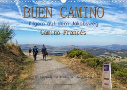 Buen Camino – pilgern auf dem Jakobsweg – Camino Francés (Wandkalender 2020 DIN A3 quer) von Roder,  Peter