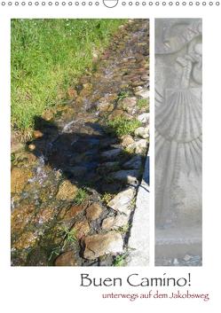 Buen Camino – Unterwegs auf dem Jakobsweg (Wandkalender 2019 DIN A3 hoch) von Informationsdesign,  SB