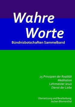 Bündnisbotschaften Sammelband von Blumenthal,  Jochen