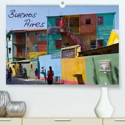 Buenos Aires (Premium, hochwertiger DIN A2 Wandkalender 2020, Kunstdruck in Hochglanz) von Ange