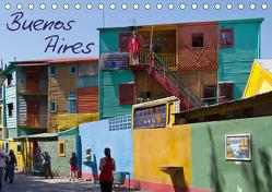 Buenos Aires (Tischkalender 2020 DIN A5 quer) von Ange