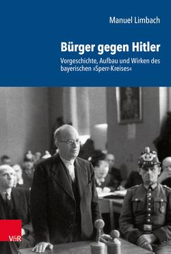 Bürger gegen Hitler von Limbach,  Manuel