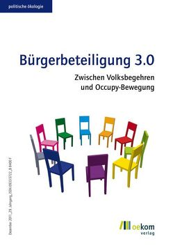 Bürgerbeteiligung 3.0 von oekom e.V.