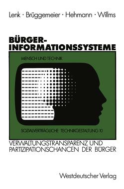 Bürgerinformationssysteme von Klaus,  Lenk
