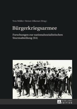 Bürgerkriegsarmee von Müller,  Yves, Zilkenat,  Reiner