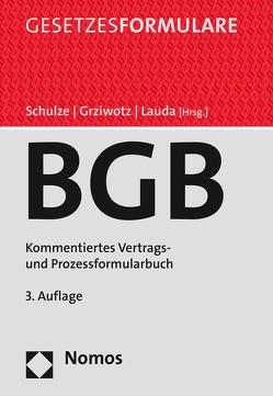 Bürgerliches Gesetzbuch von Grziwotz,  Herbert, Lauda,  Rudolf, Schulze,  Reiner