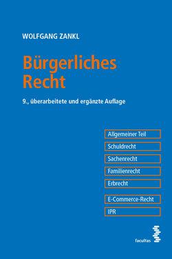 Bürgerliches Recht von Zankl,  Wolfgang
