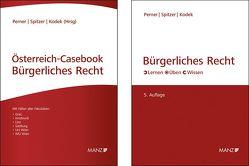Bürgerliches Recht 5. Aufl inkl. Glossar + Österreich-Casebook Bürgerliches Recht von Kodek,  Georg E., Perner,  Stefan, Spitzer,  Martin