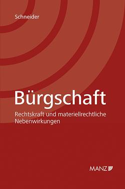Bürgschaft von Schneider,  Birgit