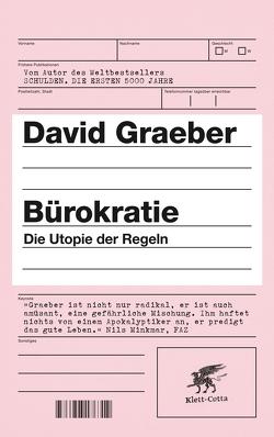 Bürokratie von Dedekind,  Henning, Freundl,  Hans, Graeber,  David