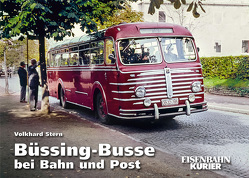 Büssing-Busse bei Bahn und Post von Stern,  Volkhard