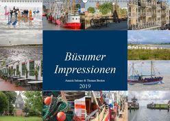 Büsumer Impressionen (Wandkalender 2019 DIN A2 quer) von DeBillermoker