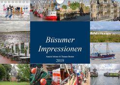 Büsumer Impressionen (Wandkalender 2019 DIN A4 quer) von DeBillermoker