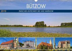 Bützow – Zwischen Bützower See und Warnow (Wandkalender 2019 DIN A3 quer) von Rein,  Markus