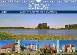 Bützow – Zwischen Bützower See und Warnow (Wandkalender 2019 DIN A4 quer) von Rein,  Markus