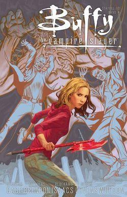 Buffy The Vampire Slayer (Staffel 10) von Gage,  Christos, Isaacs,  Rebekah, Whedon,  Joss