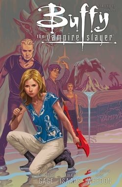 Buffy The Vampire Slayer (Staffel 10) von Gage,  Christos, Isaacs,  Rebekah, Kern,  Claudia, Whedon,  Joss