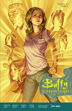 Buffy The Vampire Slayer (Staffel 11) von Gage,  Christos, Jeanty,  Georges, Kern,  Claudia, Levens,  Megan, Rebekah,  Isaacs, Vollmer,  Steffen, Whedon,  Joss