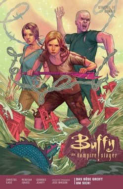 Buffy The Vampire Slayer (Staffel 11) von Gage,  Christos, Isaacs,  Rebekah, Kern,  Claudia, Volkmer,  Steffen, Whedon,  Joss