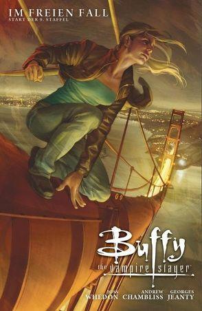 Buffy The Vampire Slayer (Staffel 9) von Chambliss,  Andrew, Jeantes,  Georges, Whedon,  Joss