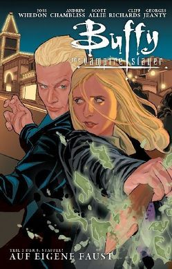 Buffy The Vampire Slayer (Staffel 9) von Chambliss,  Andrew, Jeantes,  Georges, Vines,  Dexer, Whedon,  Joss