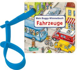Buggy-Bücher: Mein Buggy-Wimmelbuch: Fahrzeuge von Hofmann,  Julia, Krause,  Joachim