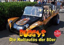Buggys – die Kultautos der 80er (Wandkalender 2019 DIN A4 quer)