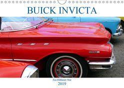 BUICK INVICTA – Der unschlagbare Oldtimer (Wandkalender 2019 DIN A4 quer) von von Loewis of Menar,  Henning