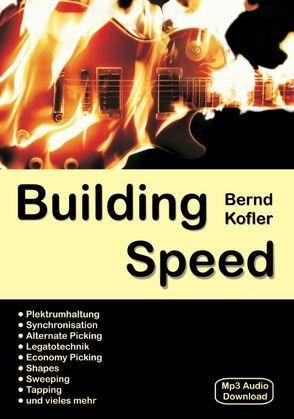 Building Speed von Kofler,  Bernd