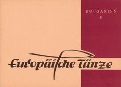 Bulgarien von Langhans,  Herbert, Schmolke,  Anneliese