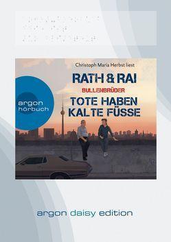 Bullenbrüder (DAISY Edition) von Herbst,  Christoph Maria, Rai,  Edgar, Rath,  Hans