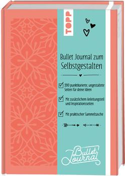 Bullet Journal zum Selbstgestalten – Blüten von frechverlag