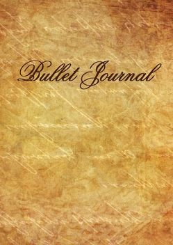 Bullet Journal von Cooper,  Alexondra, Hill,  Alex