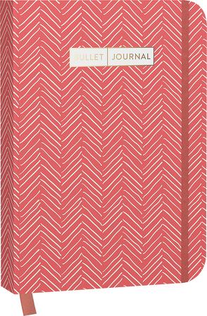 "Bullet Journal ""Coral Pattern"" 05"