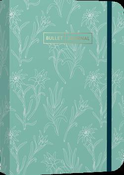 "Bullet Journal ""Edelweiß"""