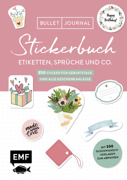 Bullet Journal – Stickerbuch – Etiketten, Sprüche und Co.