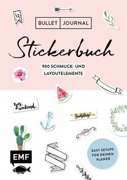 Bullet Journal – Stickerbuch