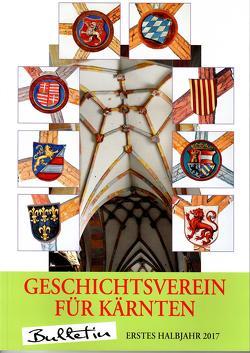 Bulletin Geschichtsverein für Kärnten von Fräss-Ehrfeld,  Clauda