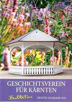 Bulletin Geschichtsverein für Kärnten von Fräss-Ehrfeld,  Claudia