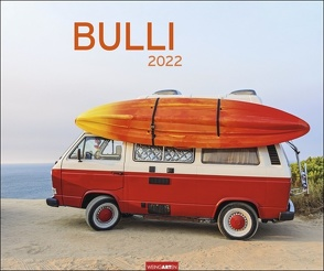 Bulli Edition Kalender 2022 von Weingarten