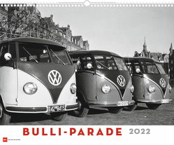 Bulli-Parade 2022 von Wacker,  Heiko P