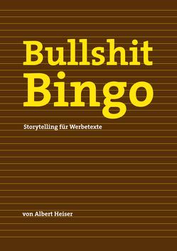 Bullshit Bingo von Heiser,  Albert